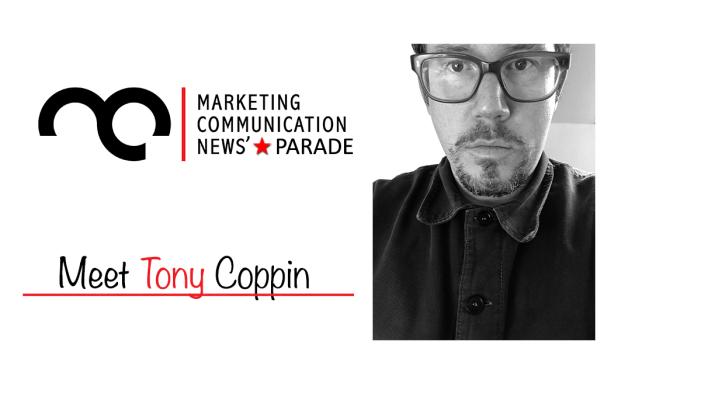 MarComm' Star Parade: Meet Tony Coppin