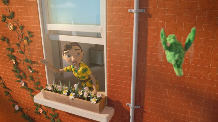NOW Creates Charming TopCashback Spot Introducing Hummingbird Character In Brand's Biggest Campaign To Date