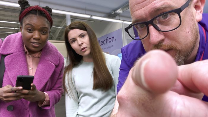 Currys Launches First Campaign After Merging Its Four Brands